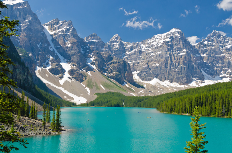 best place to visit in Alberta