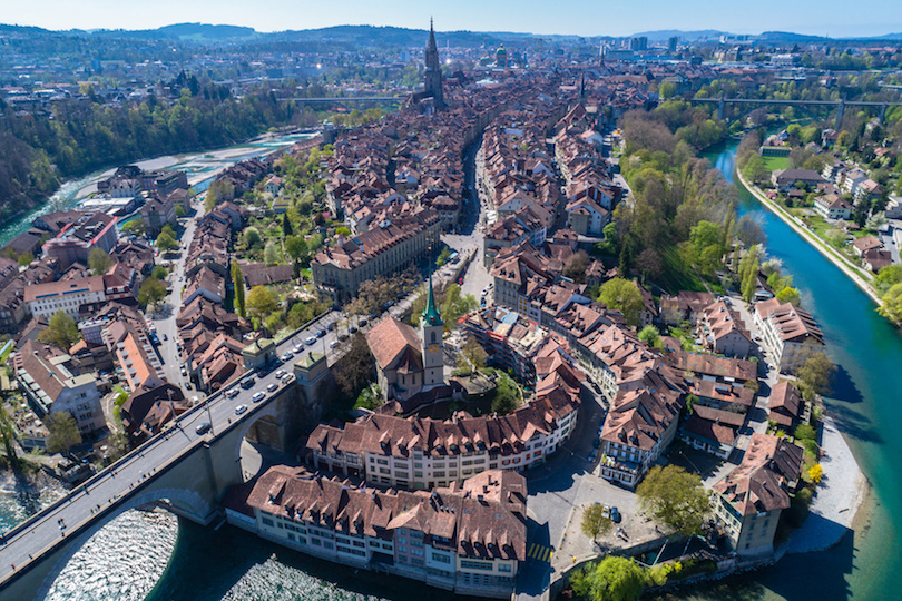 10 top tourist attractions in bern with photos map for Design hotel bern