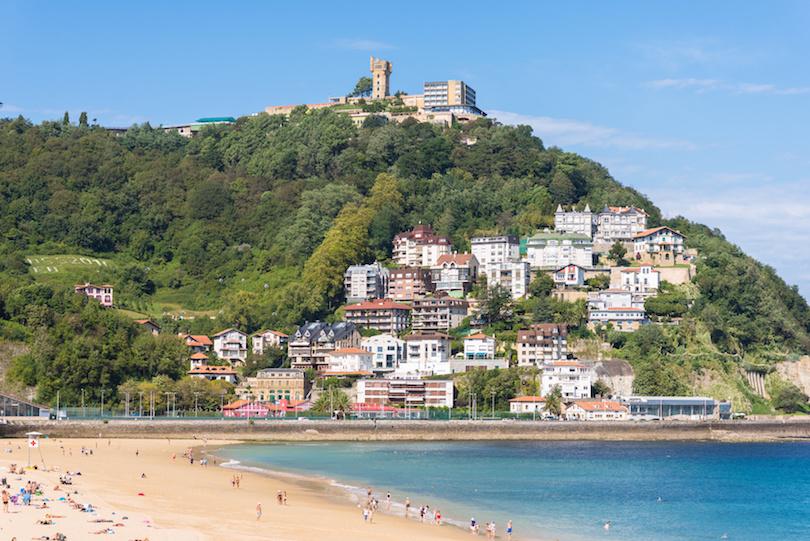 10 Top Tourist Attractions In San Sebastian With Map Photos Touropia