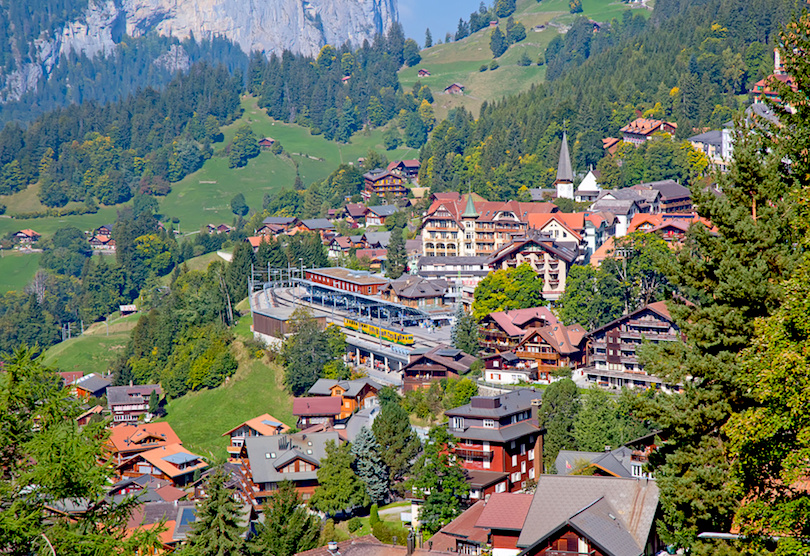 14 Most Scenic Small Towns in Switzerland (with Photos & Map) - Touropia