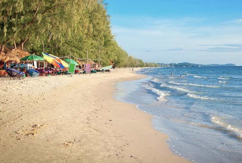 10 Best Beaches In Cambodia With Map