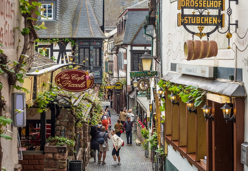 14 Most Scenic Small Towns In Germany With Photos Map Touropia