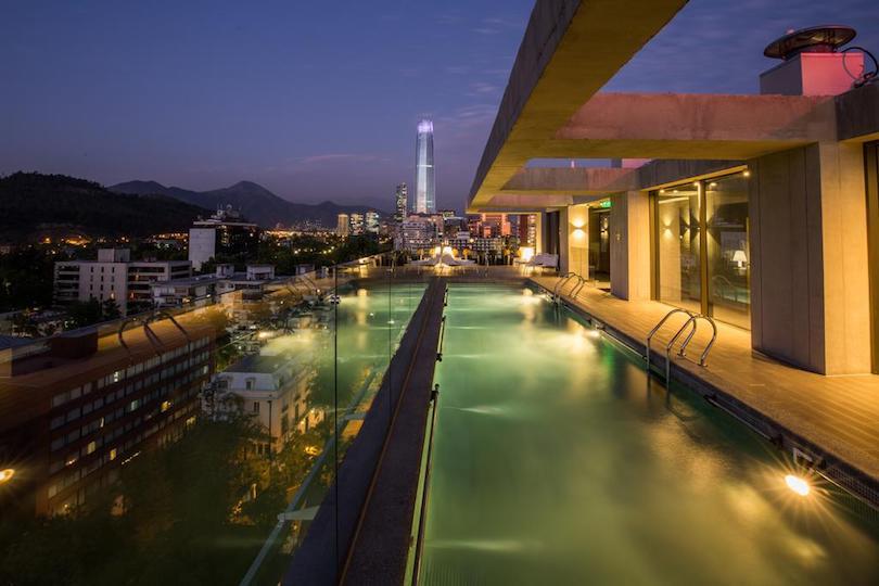 Best accommodation options santiago