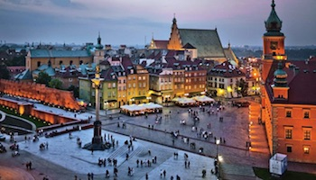 Best Places To Visit In Poland Where Stay Warsaw