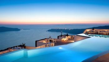 10 Best Hotel Deals Santorini