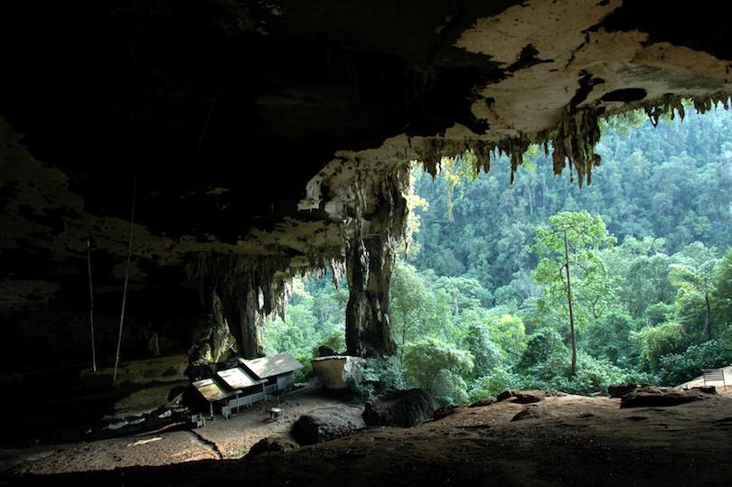 Gunung Mulu National Park in east Malaysia