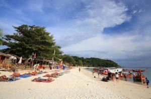 5 Great Beaches in Koh Lipe