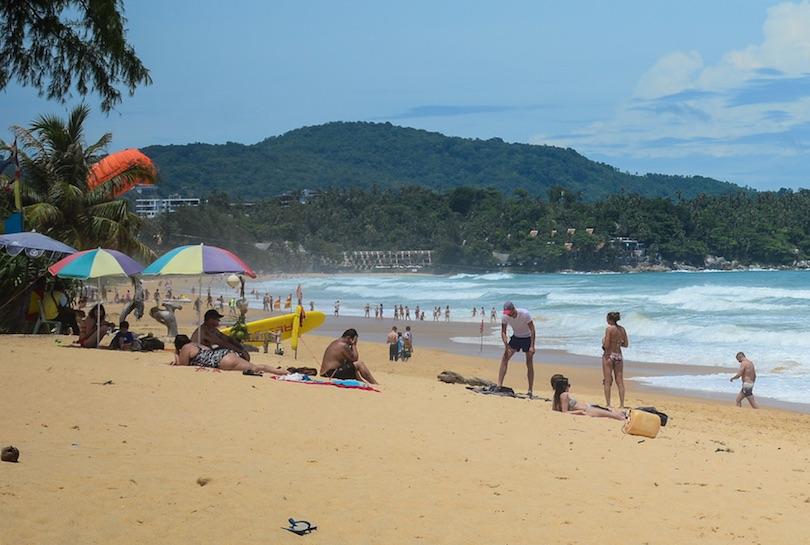 Paton, Phuket