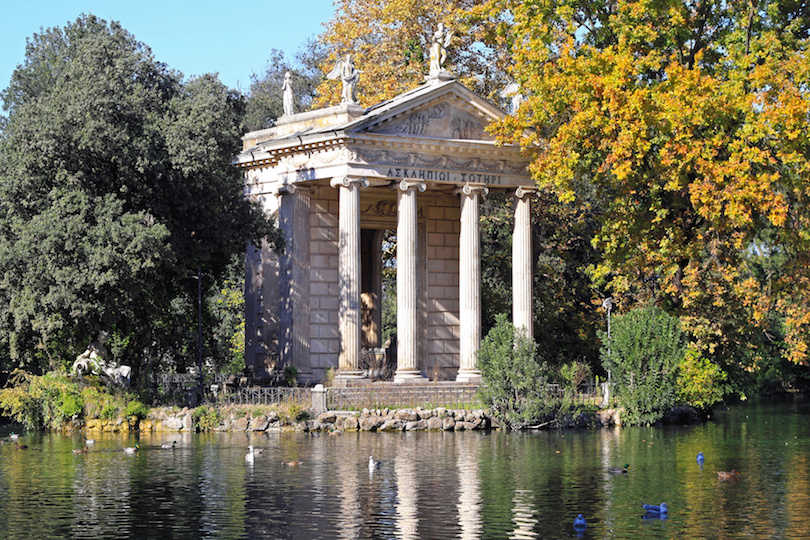 Temple of Aesculapius