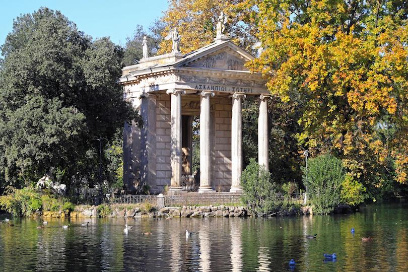 Temple of Aesculapius