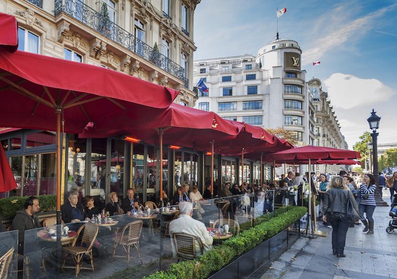 Cafe Fouquet