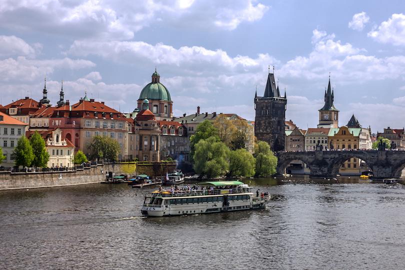 Prague Cruise