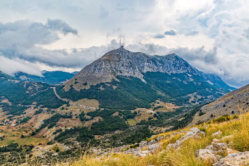Lovćen Mountain