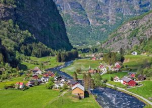12 Most Scenic Small Towns in Norway