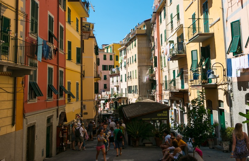 Where To Stay Cinque Terre Best Towns Hotels With Photos