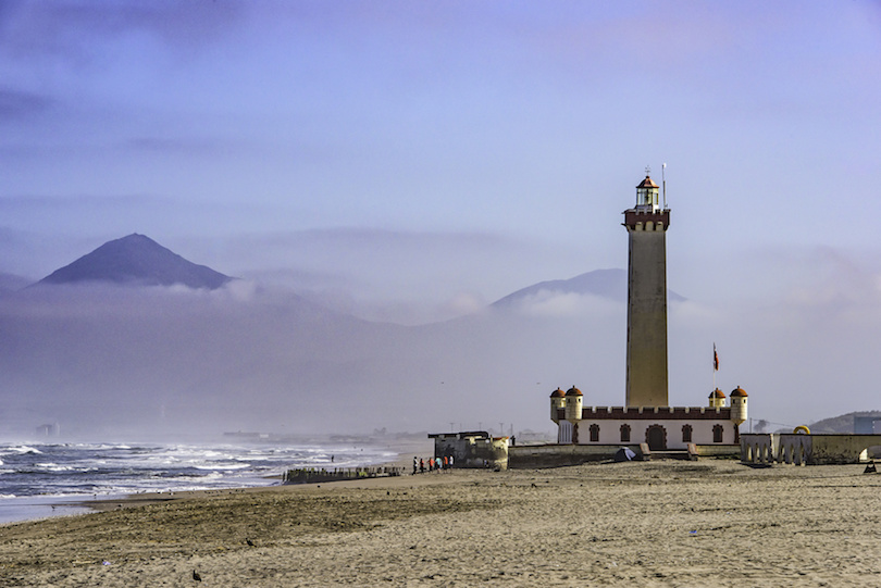 La Serena Lighthouse