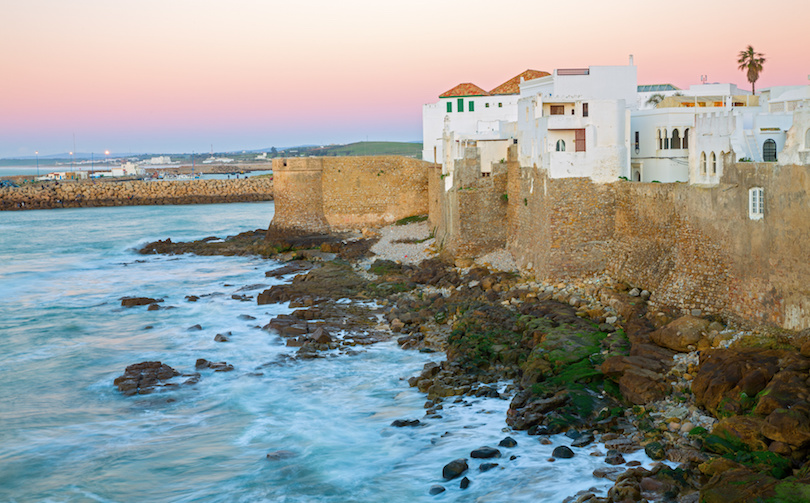 Sunset in Asilah