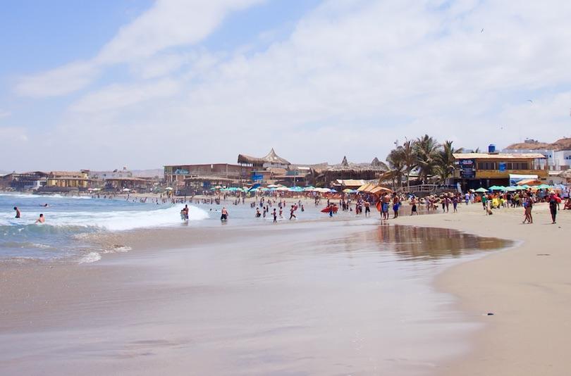 曼科拉海滩