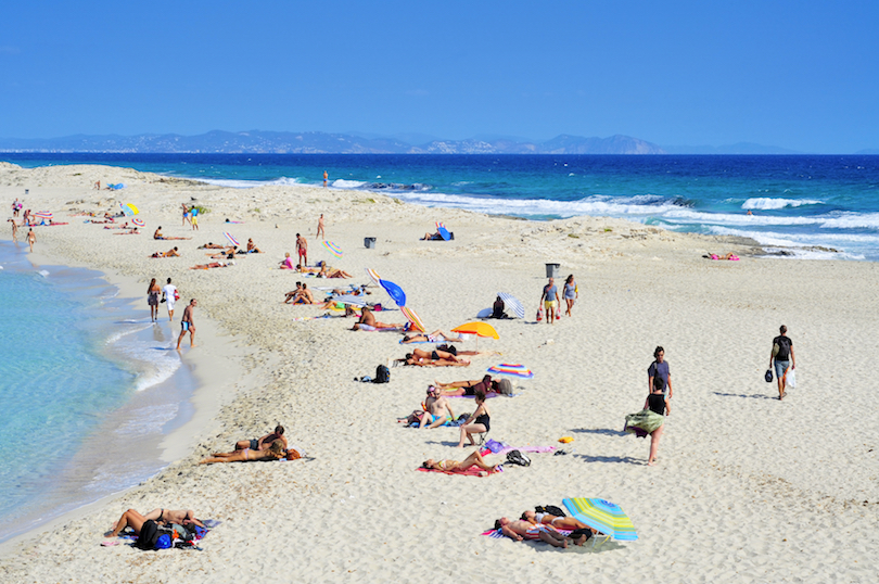10 Best Beaches In Spain With Map Photos Touropia