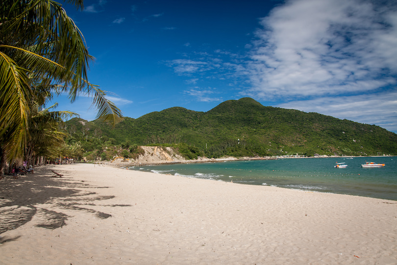 Cham Beaches