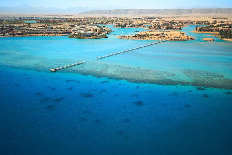 10 Best Beaches In Egypt With Map Photos Touropia