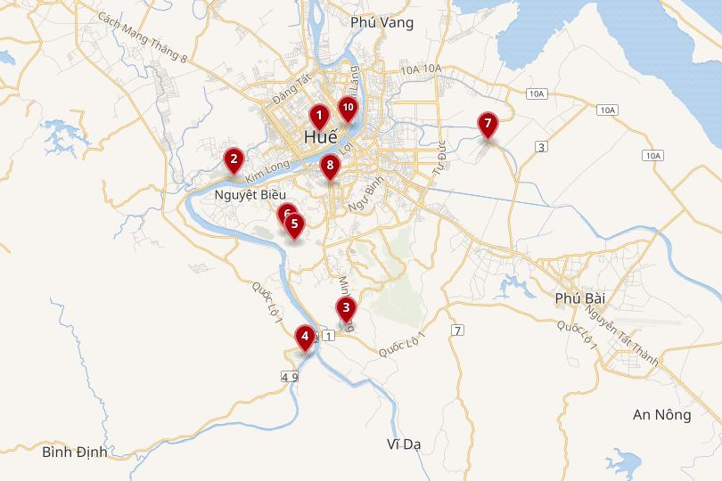 Hue map
