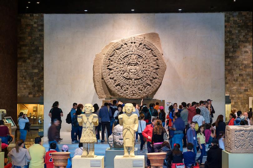 墨西哥人类学