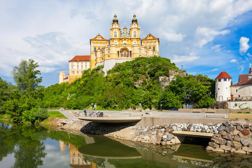 Melk Abbey Monastery