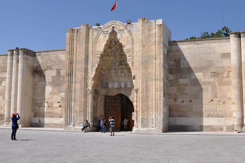 Sultanhani Caravanserai