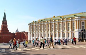 17 Top Tourist Attractions in Moscow