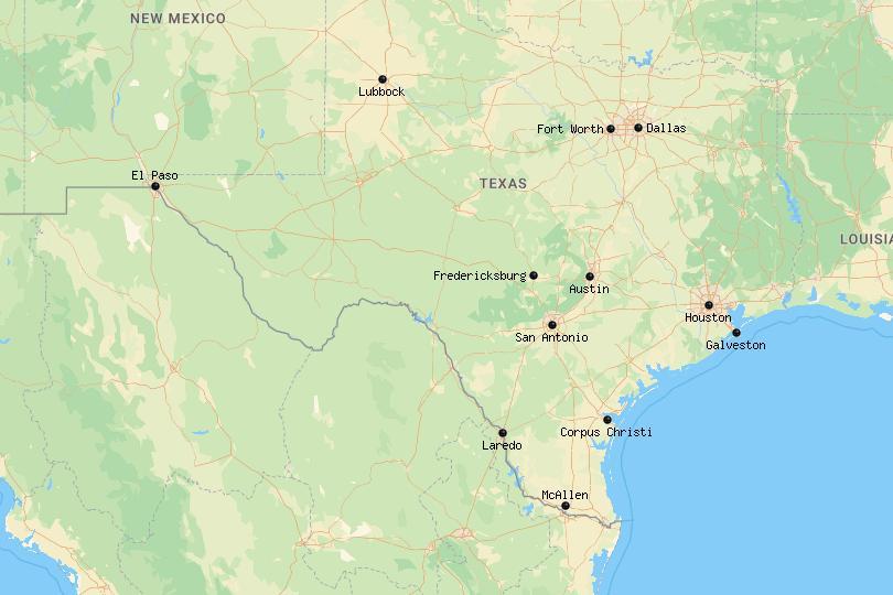 Best Cities in Texas