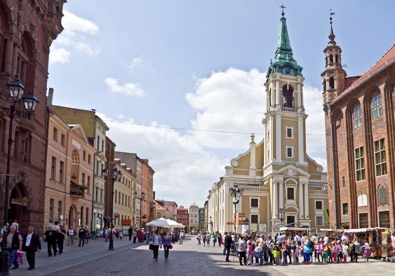 Kuyavia-Pomerania