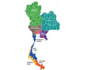 8 Most Beautiful Regions in Thailand
