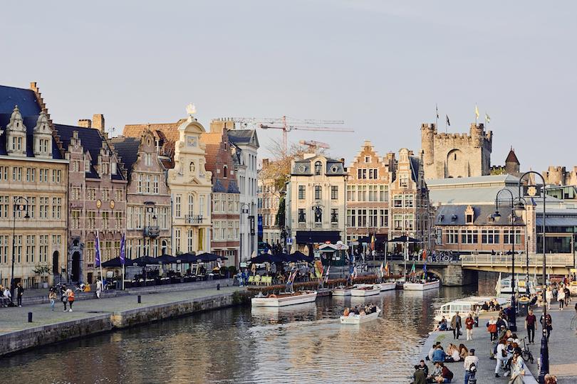 Ghent, East Flanders