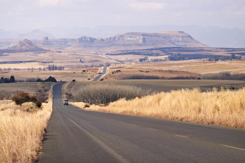 free_state ▷ 9 regiones más bellas de Sudáfrica