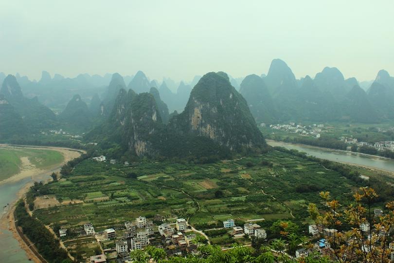 Guilin Laozhai Mountain