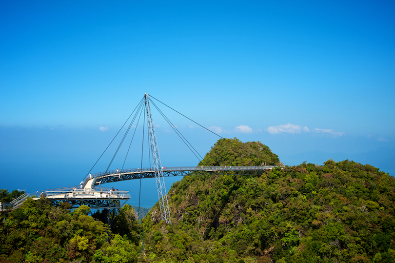 Langkawi Sky Bridge & Cable Car
