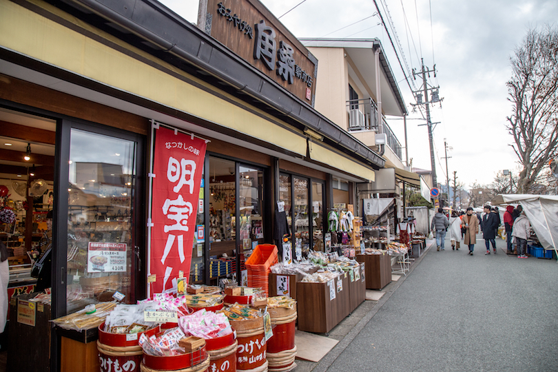 Miyagawa Morning Market