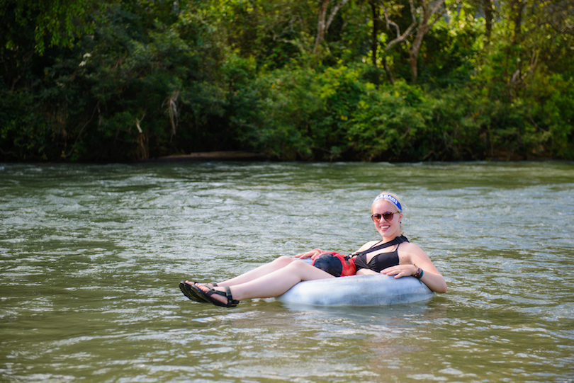 Pai River Tubing
