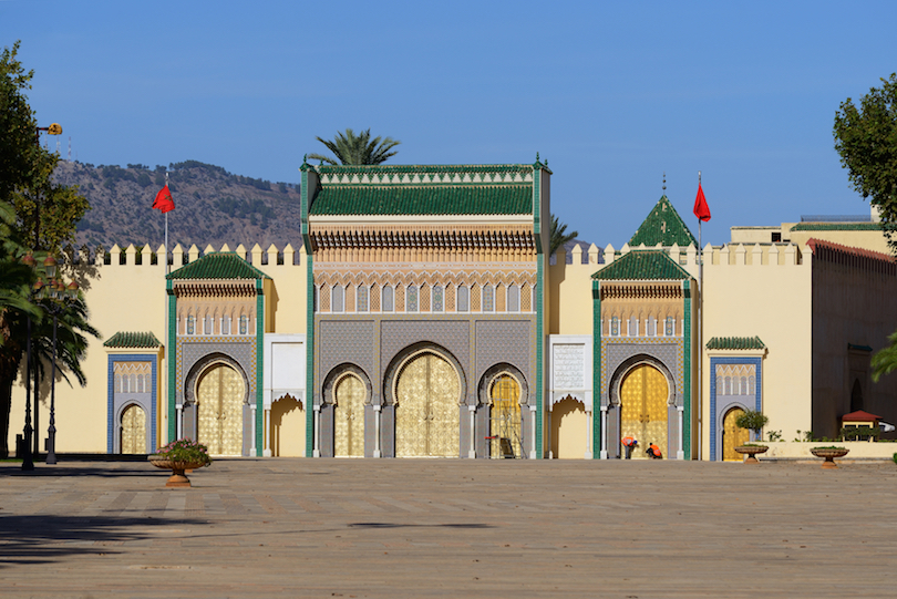 Royal Palace of Fez