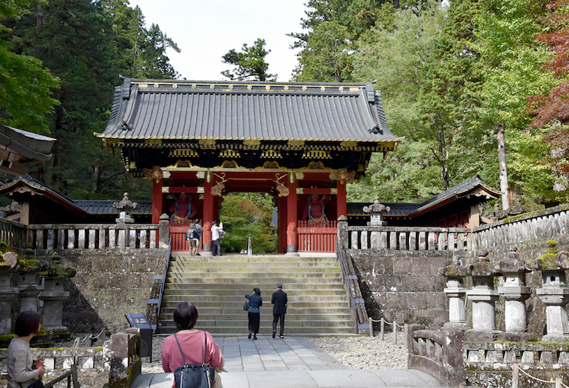 Taiyuinbyo Shrine