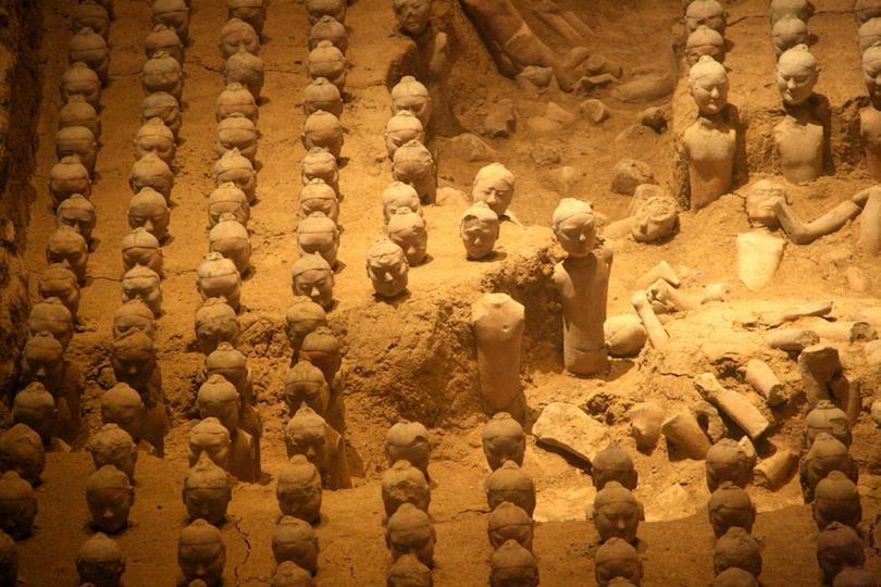 Tomb of Emperor Jingdi