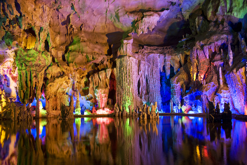 Water Caves