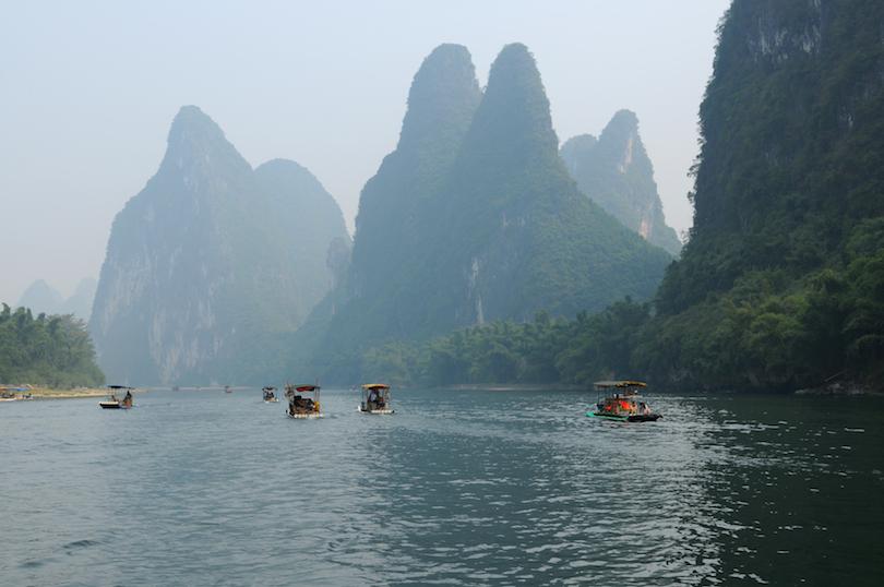 Yangdi-Xingping Scenic Area