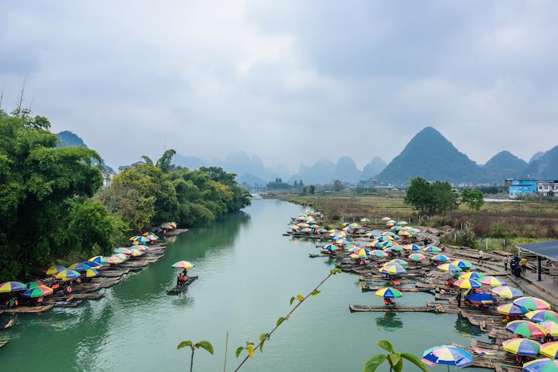 Yulong River Valley