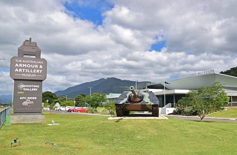 Australian Armor & Artillery Museum