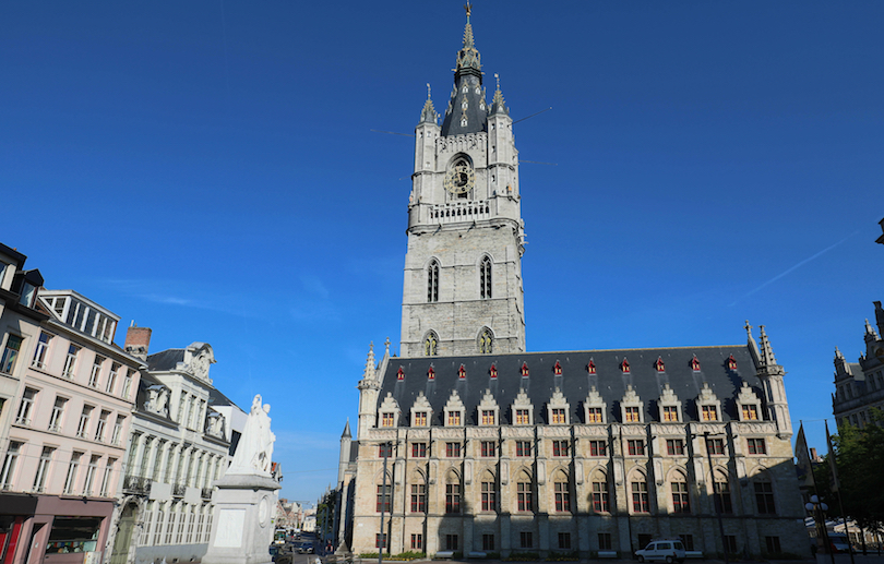 Belfry and Cloth Hall
