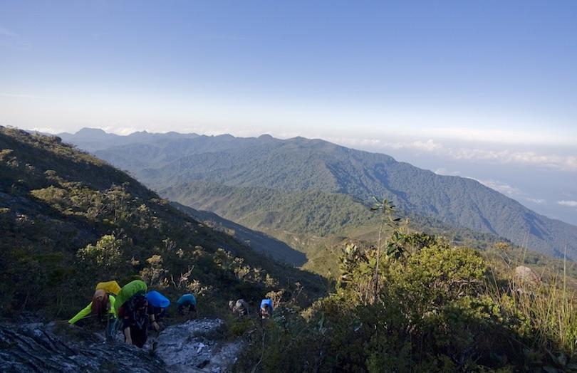 Climb Gunung Tahan