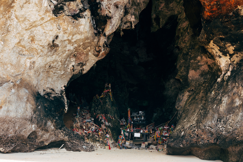 Phra Nang Cave Shrine