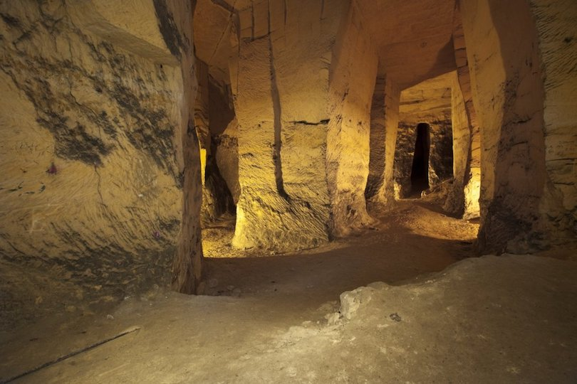 Saint Pietersberg Caves